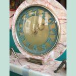 "1930 ""antelope"" clock"