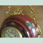 """Suspended pendulum """" à la Boulangère """""""
