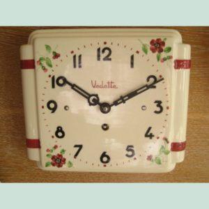 1950 's kitchen clock Vedette