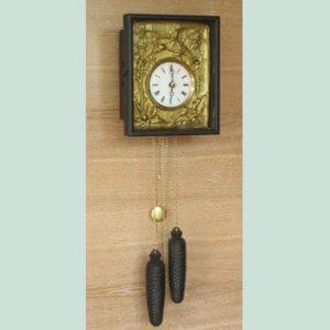 Black Forest Estampe wall clock