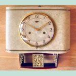 1950's wall clock