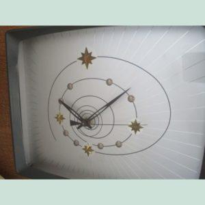 French ORTF 1960 clock