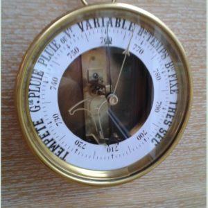 Navy barometer