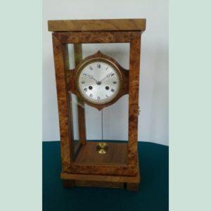Display travel clock